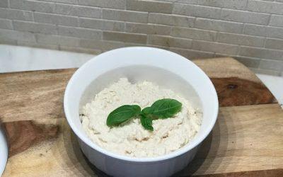 Ricotta Cashew Cheese – Vegan Style!
