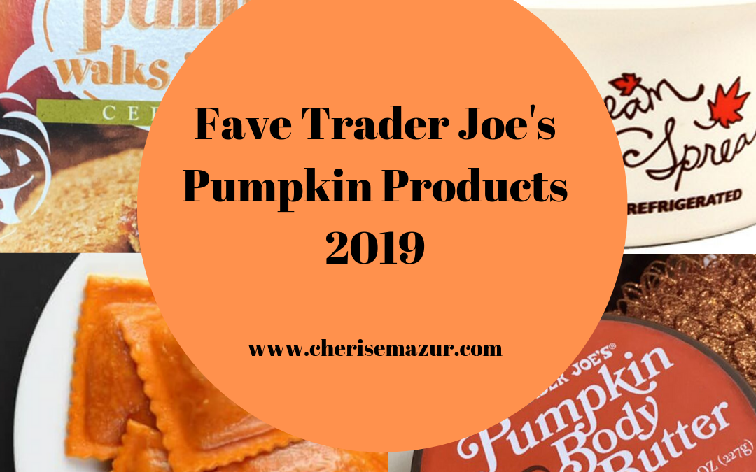 My Top Trader Joe's Pumpkin Picks!