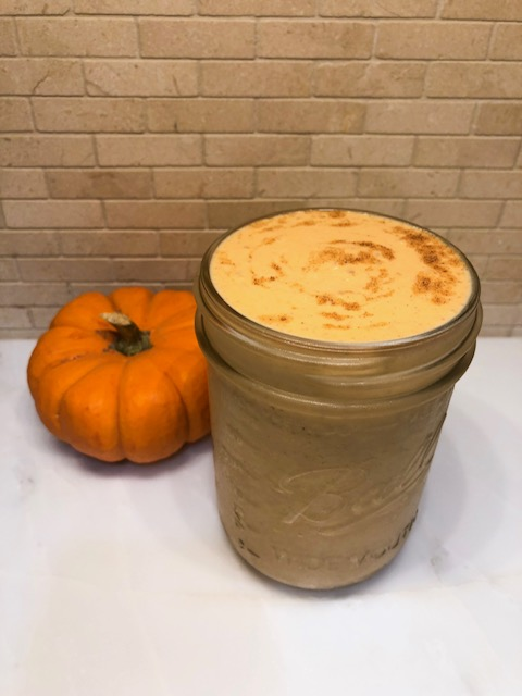 Siggi's Pumpkin Smoothie
