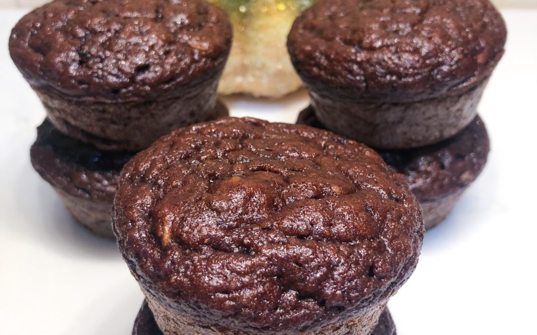 Pumpkin Chocolate Muffins