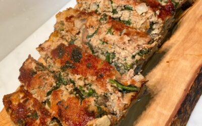 Unbelievable Moist Turkey Meatloaf