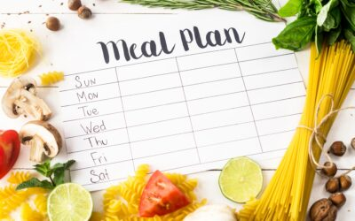 6 Benefits of Meal Prepping